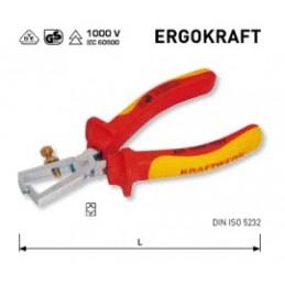 Pince à dénuder VDE 160mm ergokraft - KRAFTWERK