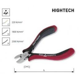 Pince coupante diagonale électronique KW hightech 115 mm - KRAFTWERK