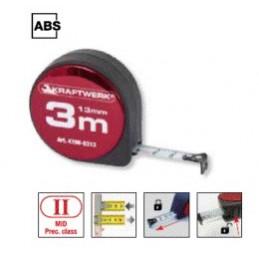 Mètre à ruban 3 m x 13 mm -...