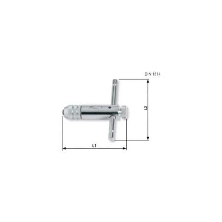 Porte-outils à cliquet DIN 1814 - KRAFTWERK