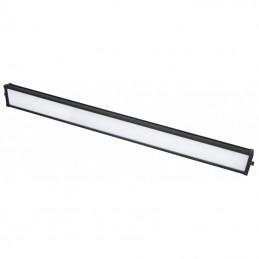 Rampes d'éclairage LED intégré lumière 40 W/120 cm