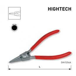 Pince pour circlips extérieurs, à pointes ouvrantes droites, avec ressort KW hightech A0, A1, A2, A3 ou A4 - KRAFTWERK