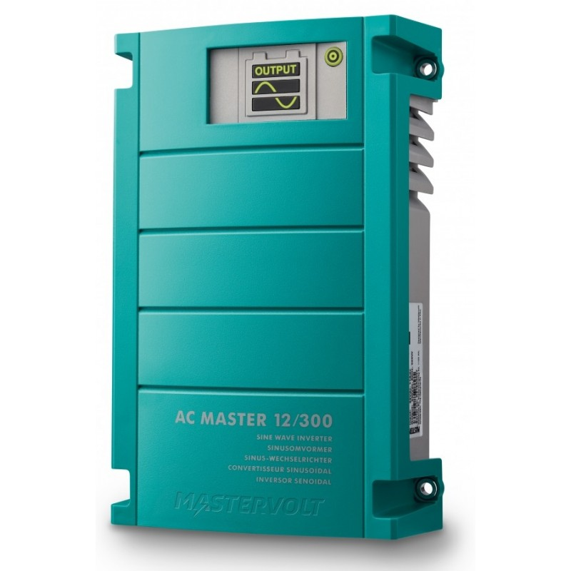 Convertisseurs sinusoïdaux Mastervolt - AC Master 12V/300W IEC - 230V