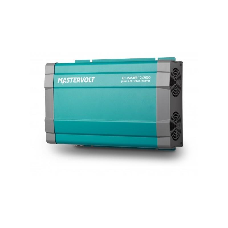 Convertisseurs sinusoïdaux Mastervolt - AC Master 12V/2500W - 230V
