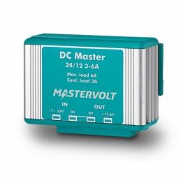 Convertisseur DC-DC Mastervolt - DC Master 24V/12V - 6A/3A