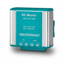Convertisseur DC-DC Mastervolt - DC Master 24V/12V - 10A/6A