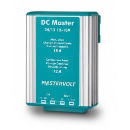 Convertisseur DC-DC Mastervolt - DC Master 24V/12V - 12A/18A