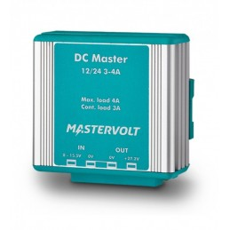 Convertisseur DC-DC Mastervolt - DC Master 12V/24V - 3A/4A