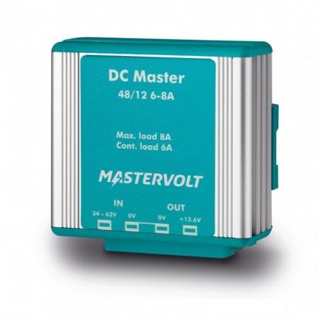 Convertisseur DC-DC Mastervolt - DC Master 48V/12V - 6A/8A