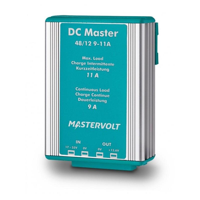Convertisseur DC-DC Mastervolt - DC Master 48V/12V - 9A/11A