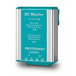 Convertisseur DC-DC Mastervolt - DC Master avec isolation galvanique 12V/12V - 8A/6A