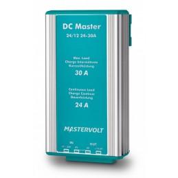 Convertisseur DC-DC Mastervolt - DC Master avec isolation galvanique 24V/12V - 18A/12A