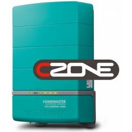 Combiné convertisseur/chargeur Mastervolt - CombiMaster 12V/3000VA-100A - 230V