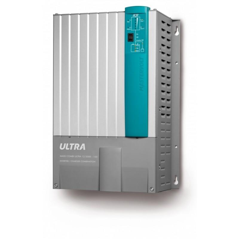 Combiné convertisseur/chargeur Mastervolt - Mass Combi Ultra 12V/3000W-150A