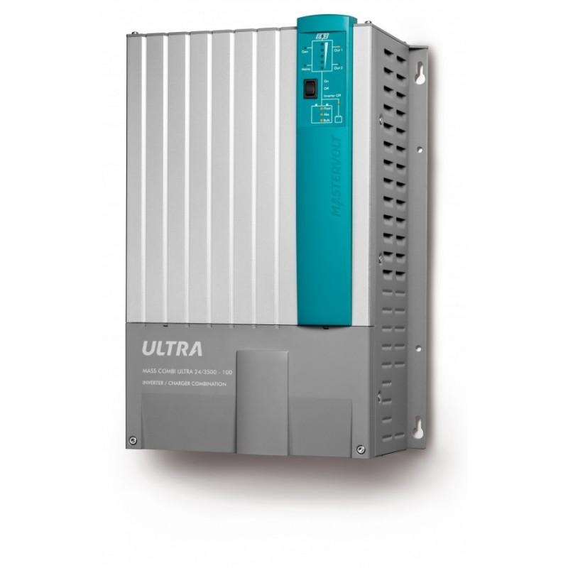 Combiné convertisseur/chargeur Mastervolt - Mass Combi Ultra 24V/3500W-100A