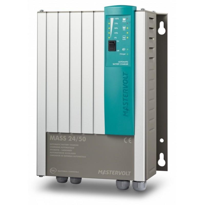 Chargeur de batterie Mastervolt - Mass 24V/50A DNV GL - 2 sorties