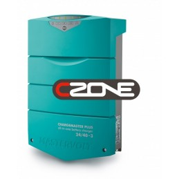 Chargeur de batterie Mastervolt - ChargeMaster Plus 24V/40A - 3 sorties