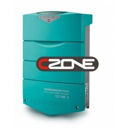 Chargeur de batterie Mastervolt - ChargeMaster Plus 12V/100A - 3 sorties