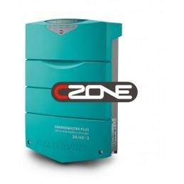 Chargeur de batterie Mastervolt - ChargeMaster Plus 24V/60A - 3 sorties