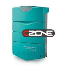 Chargeur de batterie Mastervolt - ChargeMaster Plus 24V/80A - 2 sorties