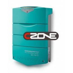 Chargeur de batterie Mastervolt - ChargeMaster Plus 24V/110A - 2 sorties