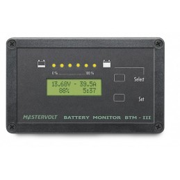 Moniteur de batterie Masterlink BTM-III - Mastervolt surveillance de batterie