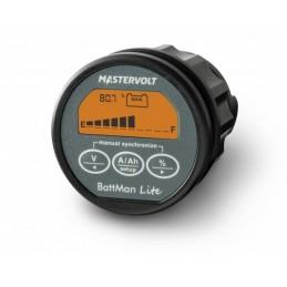 Contrôleur de batterie Mastervolt - BattMan Lite 12/24V