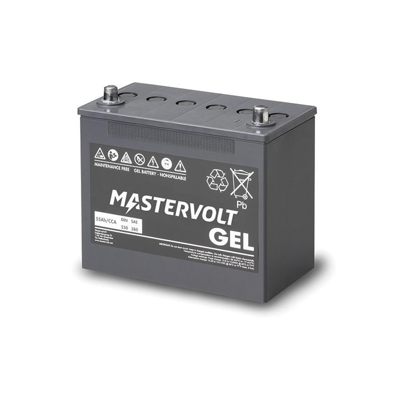Batterie Mastervolt - MVG GEL 12V - 55Ah