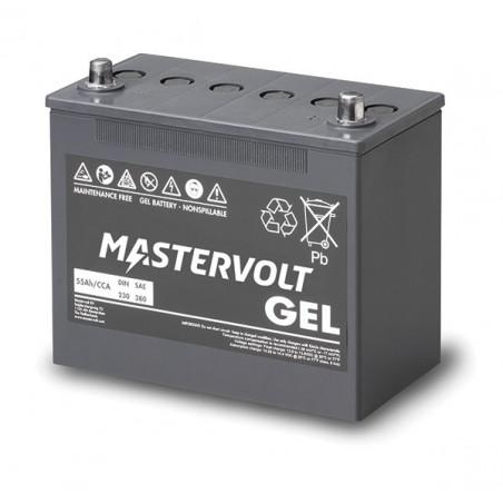 Batterie Mastervolt - MVG GEL 12V - 120 Ah