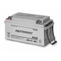 Batterie Mastervolt - AGM 12V - 70Ah