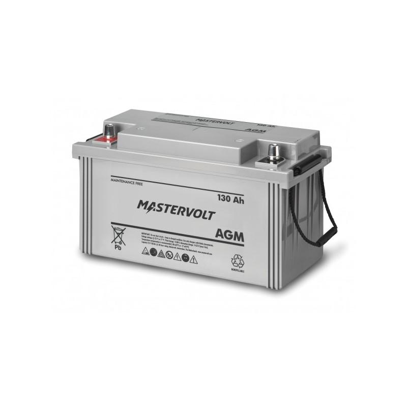Batterie Mastervolt - AGM 12V - 130Ah
