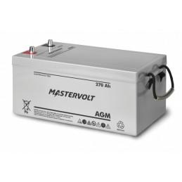 Batterie Mastervolt - AGM 12V - 270Ah