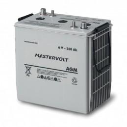 Batterie Mastervolt - AGM 6V - 260Ah