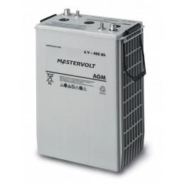 Batterie Mastervolt - AGM 6V - 400Ah