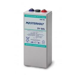 Batterie Mastervolt - MVSV GEL 2V - 420Ah