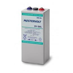 Batterie Mastervolt - MVSV GEL 2V - 500Ah