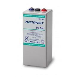 Batterie Mastervolt - MVSV GEL 2V - 580Ah