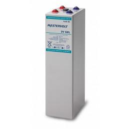 Batterie Mastervolt - MVSV GEL 2V - 1650Ah
