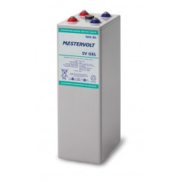 Batterie Mastervolt - MVSV GEL 2V - 1500Ah