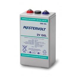 Batterie Mastervolt - MVSV GEL 2V - 280Ah