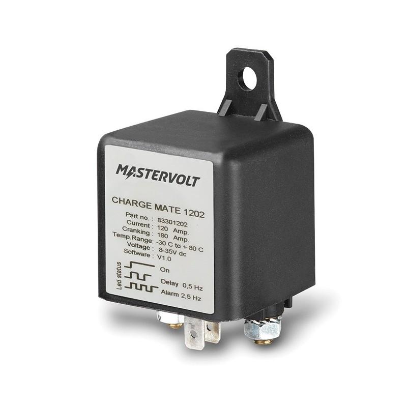 Coupleur Mastervolt - Charge Mate 1202 - 12/24V - 120A - IP21