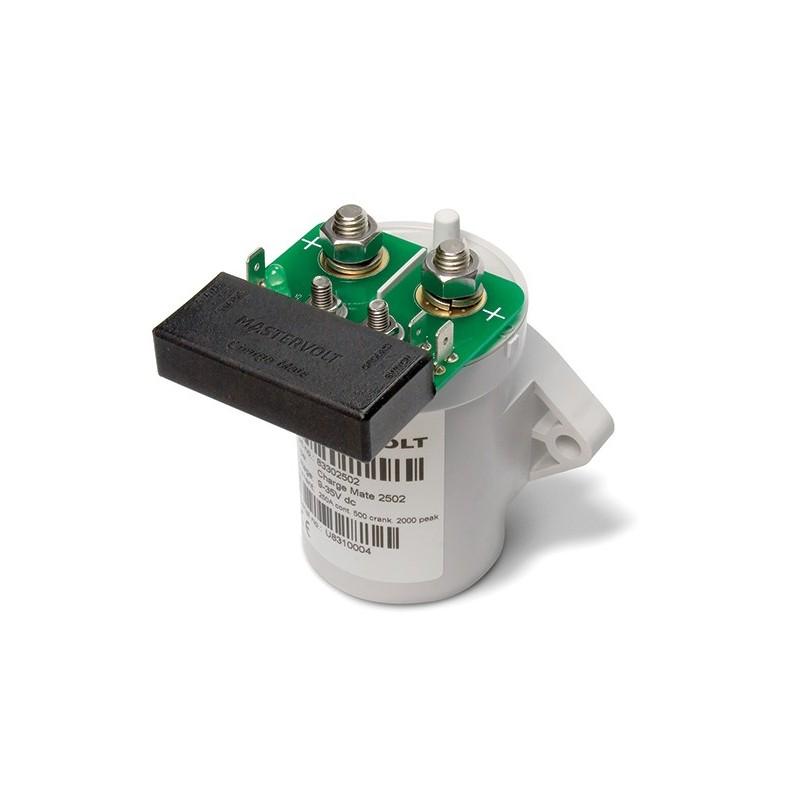Coupleur Mastervolt - Charge Mate 2502 - 12/24V - 500A - IP21