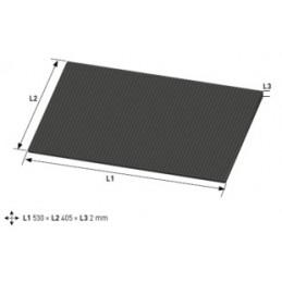 Tapis strie pour tiroir 2903/3903 - KRAFTWERK