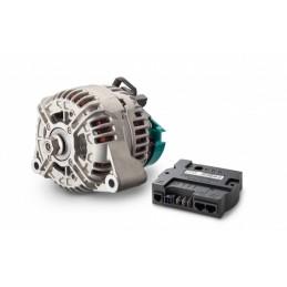 Alternateur Mastervolt - Alpha Compact 12V/120A avec régulateur de charge Alpha Pro III