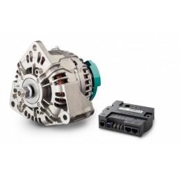 Alternateur Mastervolt - Alpha Compact 24V/150A avec régulateur de charge Alpha Pro III