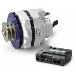 Alternateur Mastervolt - Alpha Pro III 24V/110A avec régulateur de charge