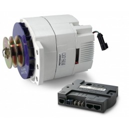 Alternateur Mastervolt - Alpha Pro III 24V/150A avec régulateur de charge