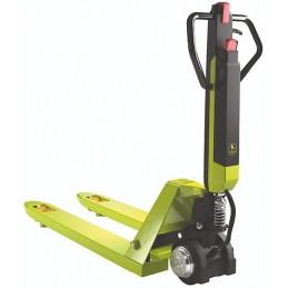 Transpalette semi électrique AGILE PLUS 12S4 CBV 1800X525 mm - 1.2T - Timon assemblé - PRAMAC