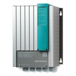 Système de commutation Mastervolt - Mass Systemswitch 16kW (230 V) - 3 entrées 4 sorties