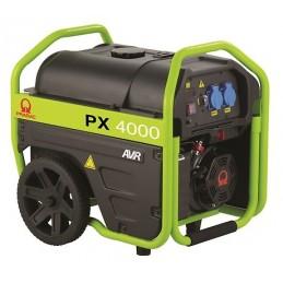 Groupe Électrogène portable PRAMAC PX4000 - 230V 50HZ ESSENCE AVR MONOPHASE MANUEL